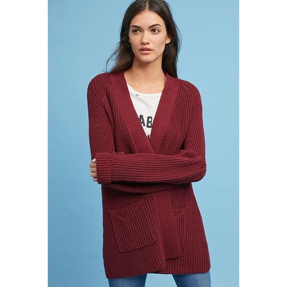 ad53f8c7d1ce84 Anthropologie Sweaters | Balloon Sleeve Cardigan | Poshmark
